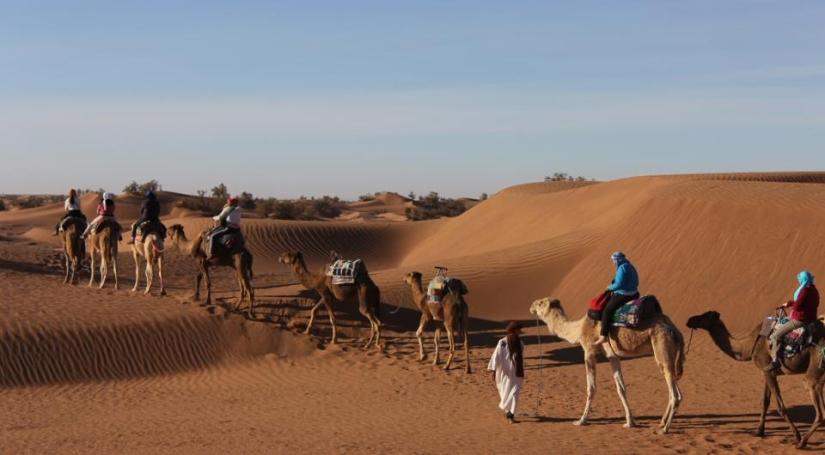 Fes & Marrakech via Desert 4Days