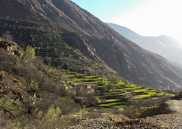 Berber Villages Hike 5 Days