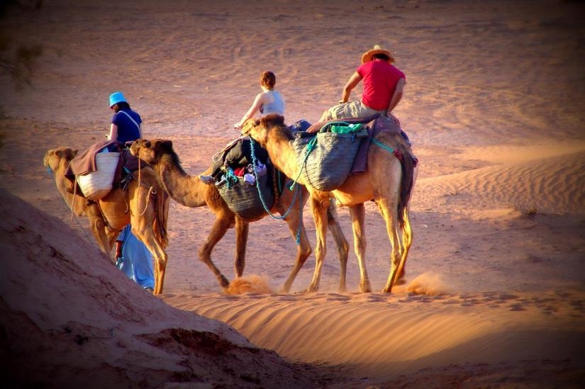 Dunes & Kasbahs of Morocco 5Days