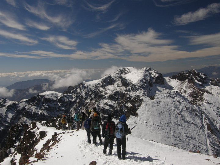 Trekking and walking in Morocco
